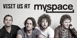 Visit us at MySpace