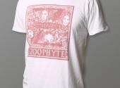 Zoophyte Tshirt - Mens black