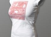 Zoophyte Tshirt - Women's white
