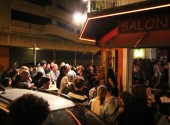 Show three - Boops Cafe in the Latin Quarter