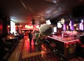 Show four - Sound check at The Club