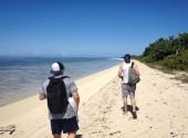 A day trip to Ilot Maitre, an island off Noumea