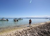 A day trip to Ilot Maitre, an island off Noumea