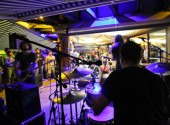 Show five - A place called Le Bout du Monde in the harbour